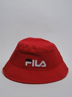 Fila Riku bucket hat True red