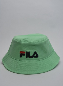 Fila Riku bucket hat Green ash