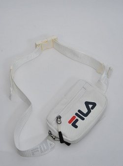 Fila Sporty belt bag Bright white