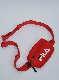 Fila Sporty belt bag True red