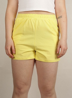 Fila Badu shorts Limelight bright white