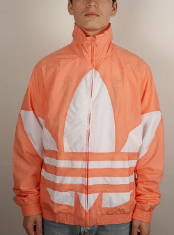 Adidas Big trefoil track top Chacor
