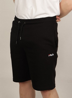 Fila Eldon sweat shorts Black