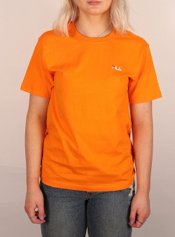 Fila Eara tee Orange popsicle