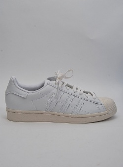Adidas Superstar the clean classics Ftwwht owhite green