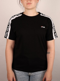 Fila Tandy tee Black bright white