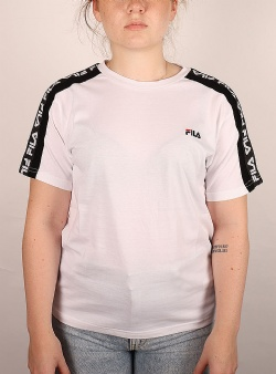 Fila Tandy tee Bright white black