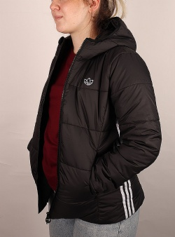 Adidas Slim jacket Black