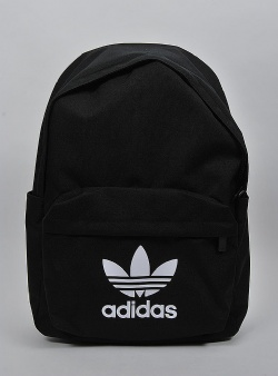 Adidas Ac classic backpack side pocket Black