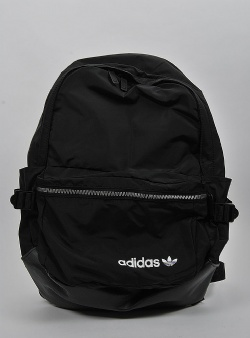 Adidas Pe modern backpack Black white