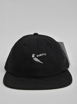 Wemoto Raven hat Black
