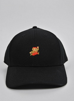 Dedicated X Nintendo Super Mario sport cap Black