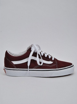 Vans Old skool Port royale true white