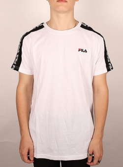 Fila Thanos tee Bright white black