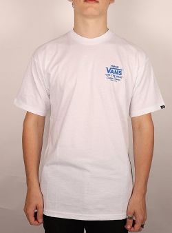 Vans Holder street classic tee White