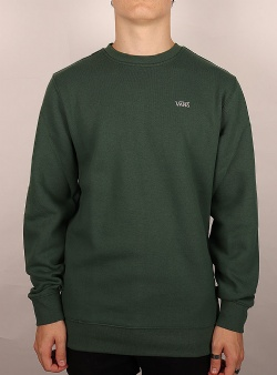 Vans Basic crew sweat Pine needle