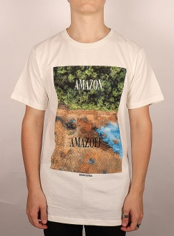 Dedicated Amazoff tee Off white