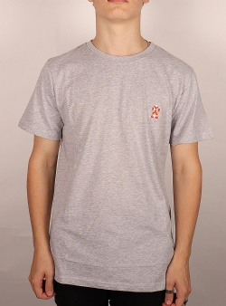 Dedicated X Nintendo Toad tee Grey melange
