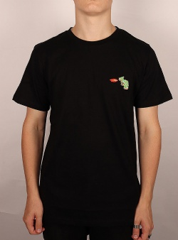 Dedicated X Nintendo Bowser tee Black