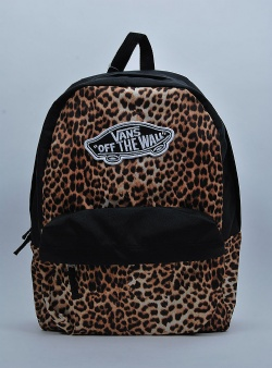 Vans Realm backpack Classic leopard
