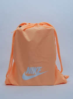 Nike Heritage 2.0 gymsack Orange