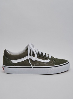 Vans Old skool Grape leaf true white
