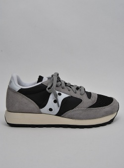 Saucony Jazz vintage w Grey black white