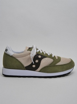 Saucony Jazz vintage Tan olive brown