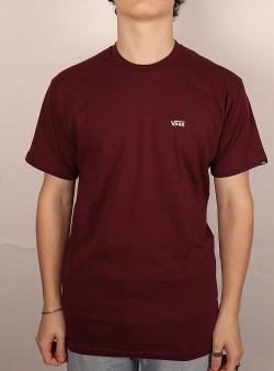 Vans Left chest logo tee Port royale