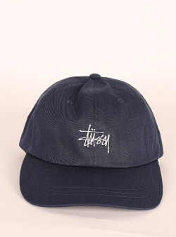 Stussy Stock low pro cap Navy