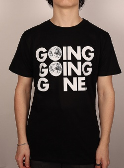 Dedicated Going gone tee Black
