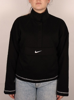 Nike Swoosh top Black