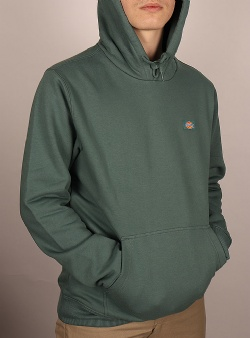 Dickies Oakport hood Lincoln green