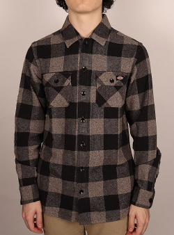 Dickies New sacramento shirt Grey melange