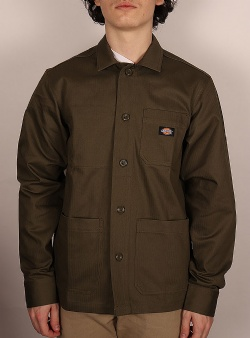 Dickies Funkley shirt Military green