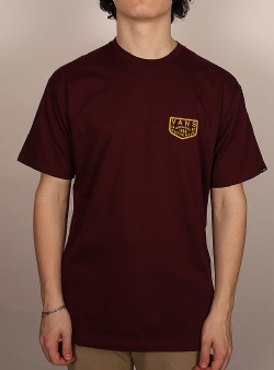 Vans Og patch tee Port royale