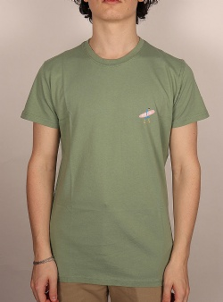 Revolution Dud regular tee Light green