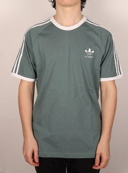 Adidas 3 stripes t-shirt Hazeme