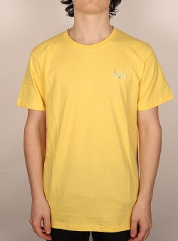 Dedicated Stitch bike tee Yellow snapdragon