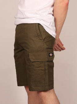 Dickies Millerville shorts Military green