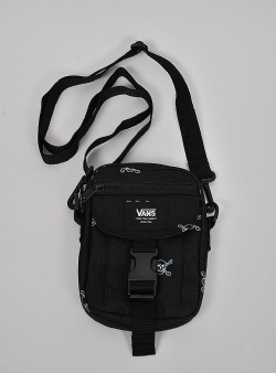 Vans New varsity shoulder bag Black