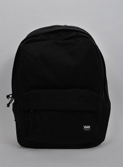 Vans Old skool plus II backpack Black ripstop