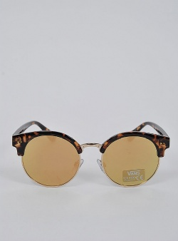 Vans Rays for daze sunglasses Tortoise sunset mirror