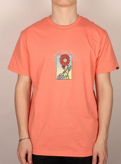 Vans Cut it out tee Fusion coral